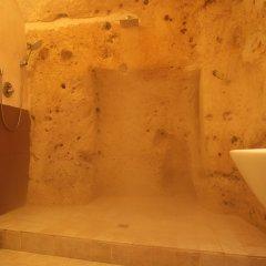 Отель Caveoso Матера ванная