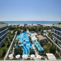 Отель Sensimar Side Resort & Spa – All Inclusive пляж