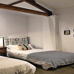 Отель LaNave Испания, Мадрид - отзывы, цены и фото номеров - забронировать отель LaNave онлайн комната для гостей фото 4