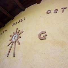 Отель B&B Giucalem - La Casa Negli Orti Пьяцца-Армерина парковка