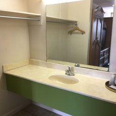 Отель Relax Inn Downtown Vicksburg ванная