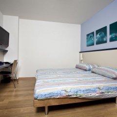 Hotel Bristol Zurich комната для гостей