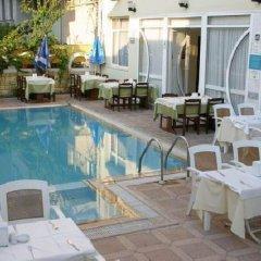 Sun Maris City Турция, Мармарис - отзывы, цены и фото номеров - забронировать отель Sun Maris City онлайн бассейн фото 2