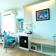D@Sea Hotel удобства в номере