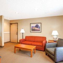 Отель Ramada by Wyndham Chatsworth США, Лос-Анджелес - отзывы, цены и фото номеров - забронировать отель Ramada by Wyndham Chatsworth онлайн комната для гостей фото 2