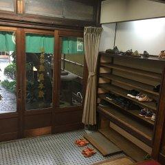 Отель Japanese Ryokan Kashima Honkan Фукуока комната для гостей фото 5