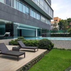 Отель Nuevo y Funcional Loft en Marina Park Мехико бассейн