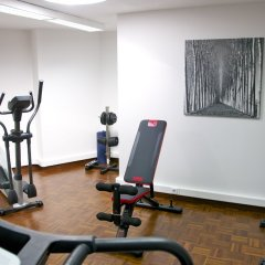 Hotel Dom Henrique Downtown фитнесс-зал