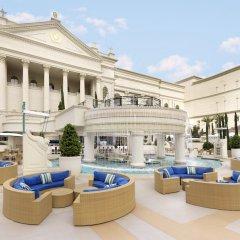 Отель Caesars Palace США, Лас-Вегас - 8 отзывов об отеле, цены и фото номеров - забронировать отель Caesars Palace онлайн бассейн фото 2