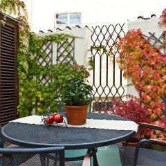 Апартаменты Charming Prague Apartments At Black Star Прага балкон