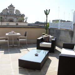 Patria Palace Hotel Lecce Лечче бассейн