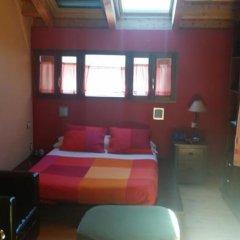 Отель Posada Doña Cayetana Боойо комната для гостей