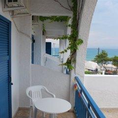 Отель Flisvos Греция, Агистри - отзывы, цены и фото номеров - забронировать отель Flisvos онлайн балкон