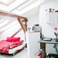 Апартаменты Attic Studio в номере