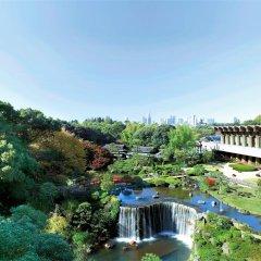 Отель New Otani Tokyo, The Main Япония, Токио - 2 отзыва об отеле, цены и фото номеров - забронировать отель New Otani Tokyo, The Main онлайн балкон