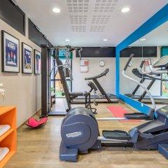 Отель Appart'City Confort Tours фитнесс-зал фото 4