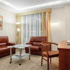 Гостиница Николь 3* Стандартный номер с двуспальной кроватью фото 4