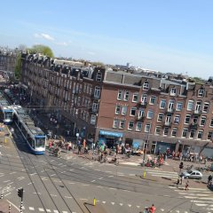 Alp Hotel Amsterdam Амстердам фото 6