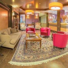 Comfort Hotel Fiumicino City интерьер отеля