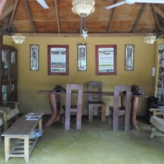 Отель Kirinda Beach Resort питание