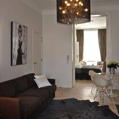Отель B&B Un Jardin en Ville Бельгия, Брюссель - отзывы, цены и фото номеров - забронировать отель B&B Un Jardin en Ville онлайн комната для гостей фото 4