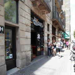 Отель Hostal Flores Барселона