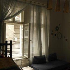 Time Hostel комната для гостей