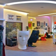 Отель Arthotel Munich Германия, Мюнхен - 5 отзывов об отеле, цены и фото номеров - забронировать отель Arthotel Munich онлайн фитнесс-зал