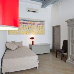 Апартаменты Habitat's Pantheon Apartments Рим комната для гостей фото 3