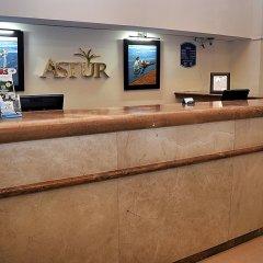 Astur Hotel y Suites интерьер отеля