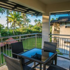 Отель The Holiday Club At Fiji Palms Вити-Леву балкон