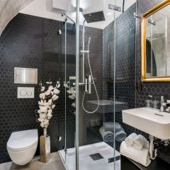 Отель MOOo by the Castle Чехия, Прага - отзывы, цены и фото номеров - забронировать отель MOOo by the Castle онлайн ванная