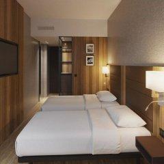 Отель AC Hotel by Marriott Riga Латвия, Рига - 5 отзывов об отеле, цены и фото номеров - забронировать отель AC Hotel by Marriott Riga онлайн комната для гостей фото 2