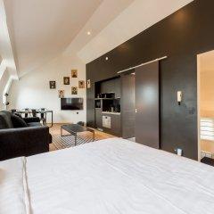 Отель Smartflats City - Grand Sablon Брюссель комната для гостей фото 5
