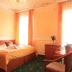 Отель Bajkal Чехия, Франтишкови-Лазне - отзывы, цены и фото номеров - забронировать отель Bajkal онлайн комната для гостей