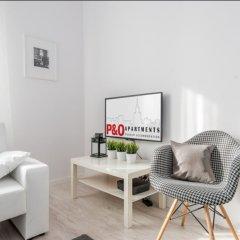 Отель P&O Apartments Andersa 1 Польша, Варшава - отзывы, цены и фото номеров - забронировать отель P&O Apartments Andersa 1 онлайн комната для гостей фото 4
