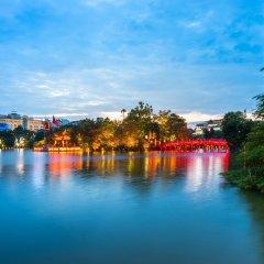 Tu Linh Palace Hotel 2 Ханой приотельная территория фото 2
