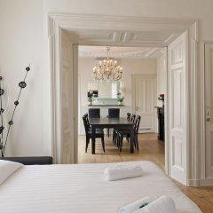 Апартаменты Quartier Sud Apartment комната для гостей фото 4