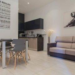 Отель Vidal One Bedroom Франция, Канны - отзывы, цены и фото номеров - забронировать отель Vidal One Bedroom онлайн комната для гостей фото 4