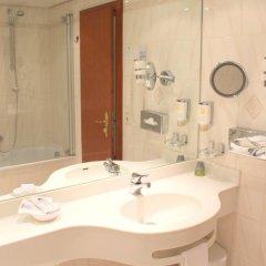 Отель Am Heideloffplatz Германия, Нюрнберг - отзывы, цены и фото номеров - забронировать отель Am Heideloffplatz онлайн ванная