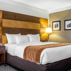 Отель Comfort Inn & Suites Durango 2* Стандартный номер с различными типами кроватей