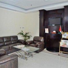 Отель Al Jawhara Metro Дубай интерьер отеля фото 3