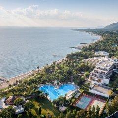 Отель Rixos Beldibi - All Inclusive пляж