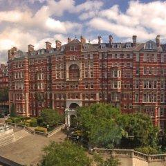 Отель Beit Hall (Campus Accommodation) Великобритания, Лондон - отзывы, цены и фото номеров - забронировать отель Beit Hall (Campus Accommodation) онлайн балкон