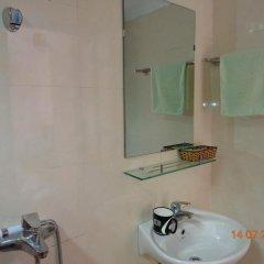May Nui Sa Pa Hostel Шапа ванная фото 2