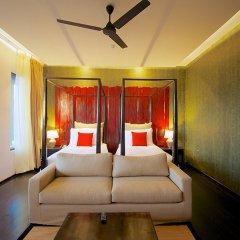Отель Jetwing Yala Шри-Ланка, Катарагама - 2 отзыва об отеле, цены и фото номеров - забронировать отель Jetwing Yala онлайн комната для гостей фото 4