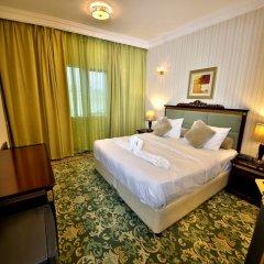 Отель Midtown Furnished Apartments ОАЭ, Аджман - отзывы, цены и фото номеров - забронировать отель Midtown Furnished Apartments онлайн комната для гостей фото 4