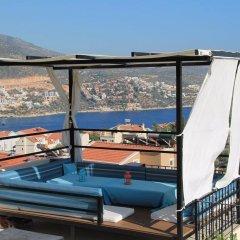 Lizo Hotel Турция, Калкан - отзывы, цены и фото номеров - забронировать отель Lizo Hotel онлайн балкон