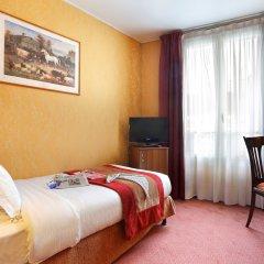 Отель The Originals Hotels Paris Paix République Париж комната для гостей фото 3