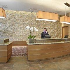 Отель Residence Inn by Marriott Vancouver Downtown Канада, Ванкувер - отзывы, цены и фото номеров - забронировать отель Residence Inn by Marriott Vancouver Downtown онлайн интерьер отеля фото 3